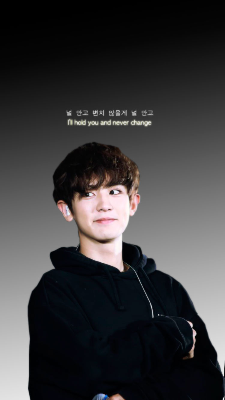 3000 Wallpaper Chanyeol  Terbaik