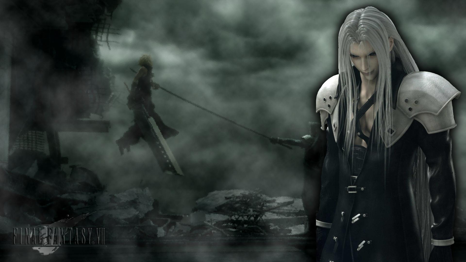 Sephiroth Wallpaper by
