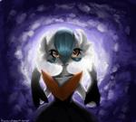 Shiny Mega Gardevoir Use Moonblast!