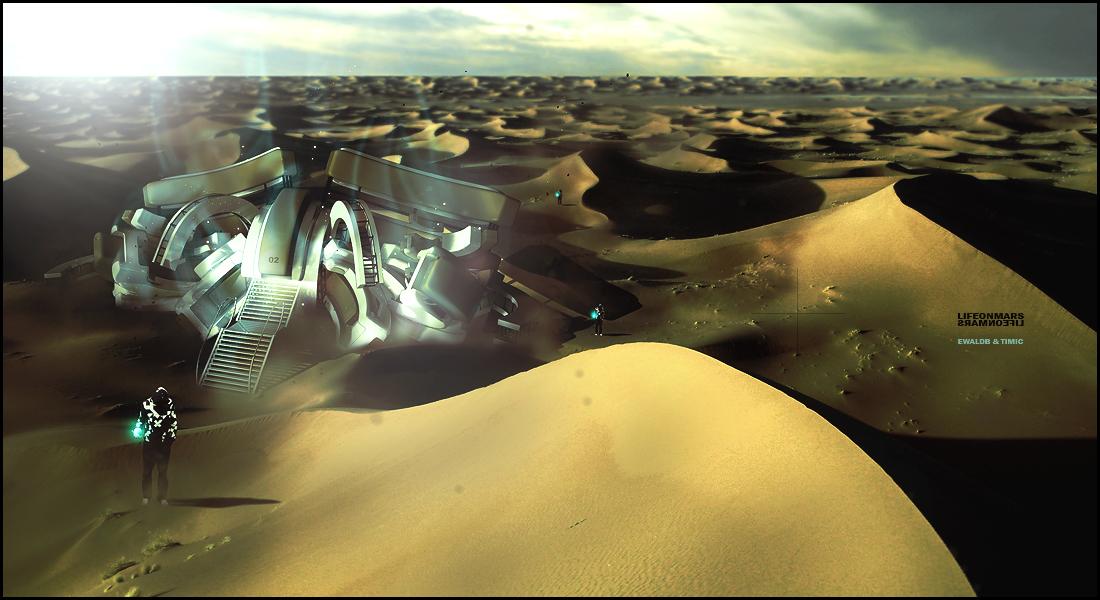 LifeOnMars by RIPIX