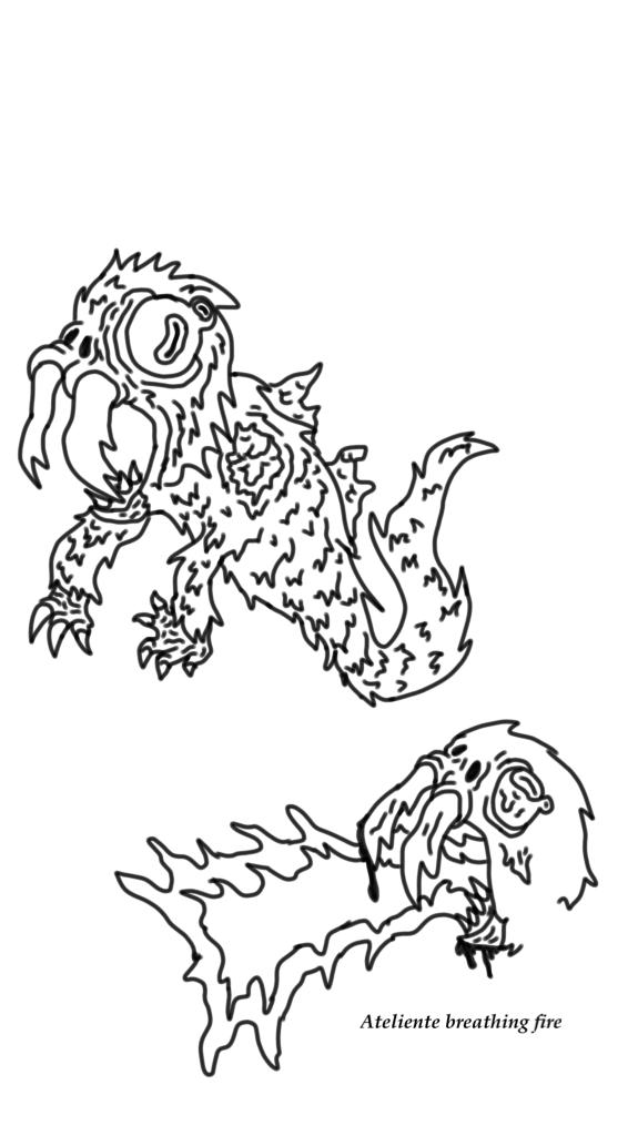 Ateliente by DiplodocusDinosaur