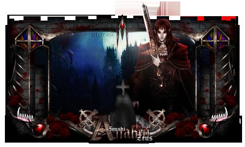 Vampire - Collab by ZeusDS