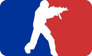 Counter-Strike Logo by m2c4u