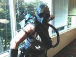 Kabal Costume cosplay