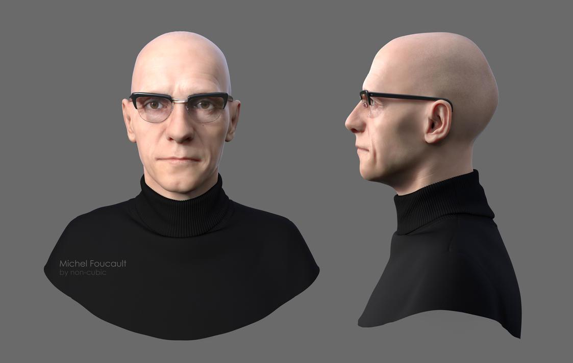 Michel Foucault sides by non-cubic