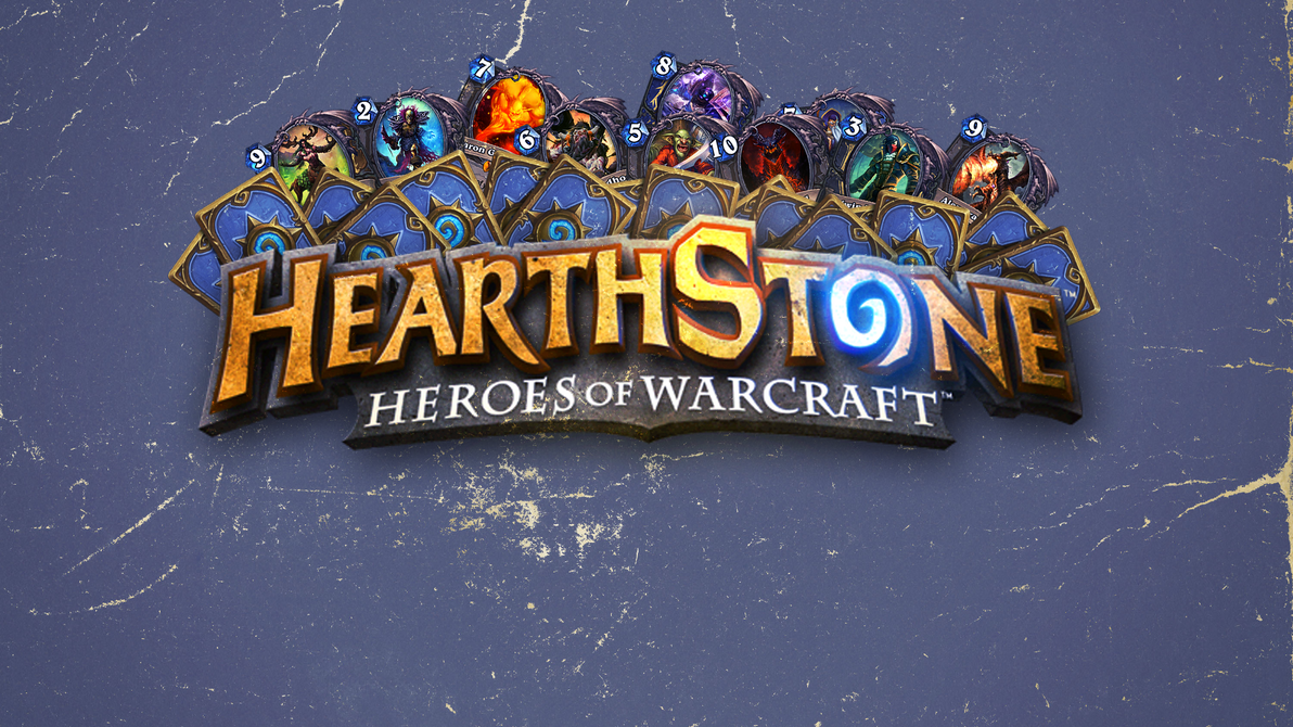 Hearthstone Background 2 by Jackydile