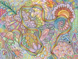 Rainbow Trip by Liquid-Mushroom