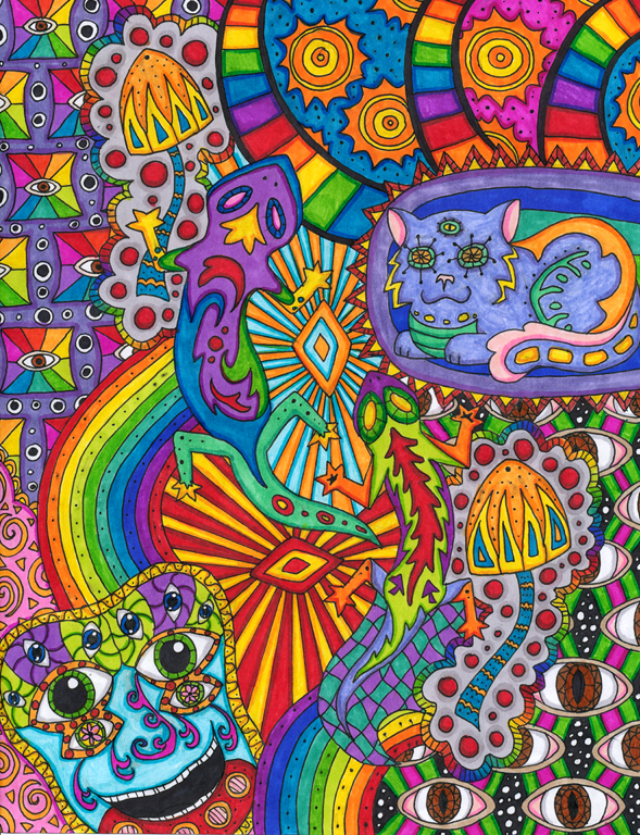 Sky Gods by Liquid-Mushroom