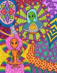 Interdimensional Beings