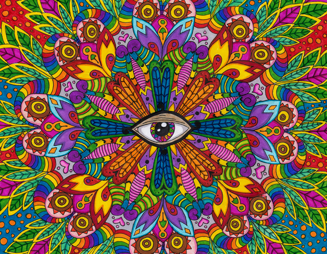 The All-Seeing Eye by Liquid-Mushroom on DeviantArt