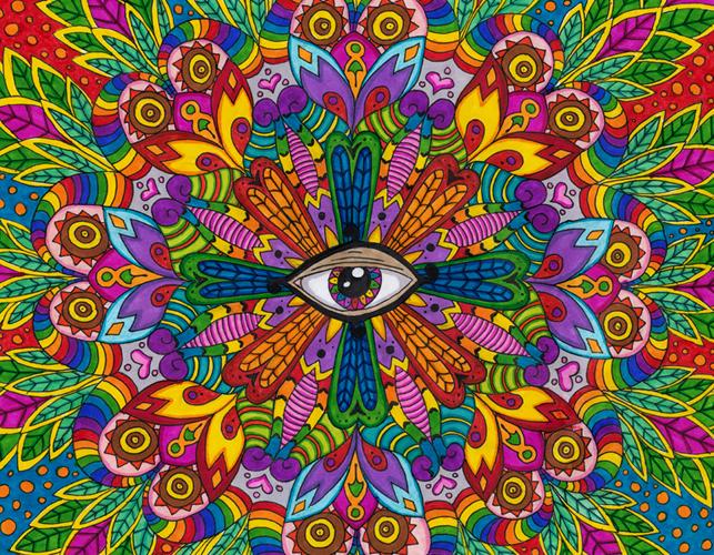 The All-Seeing Eye by Liquid-Mushroom on DeviantArt