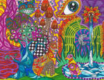 Spirits of the Psychedelic Forest