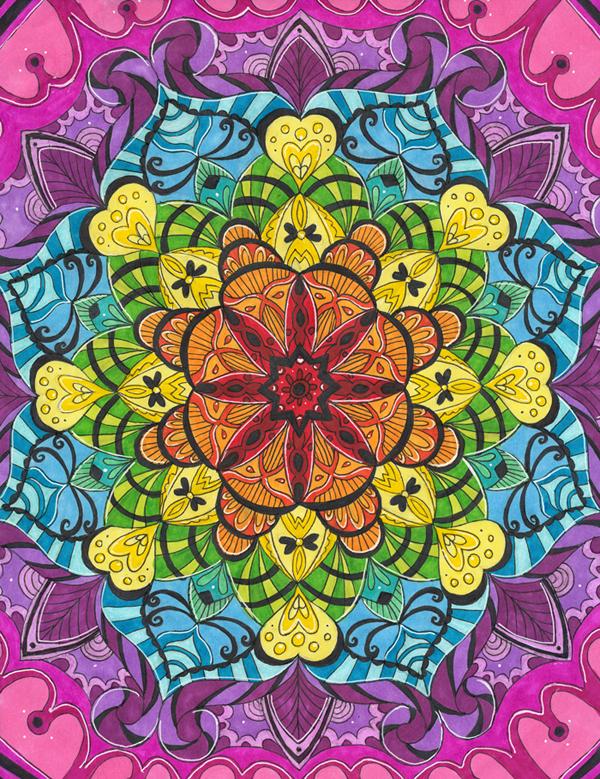 Kaleidoscope Kaleidoscope by Liquid-Mushroom