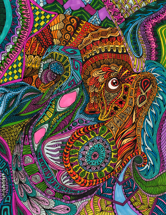 Tranquility by Liquid-Mushroom on DeviantArt