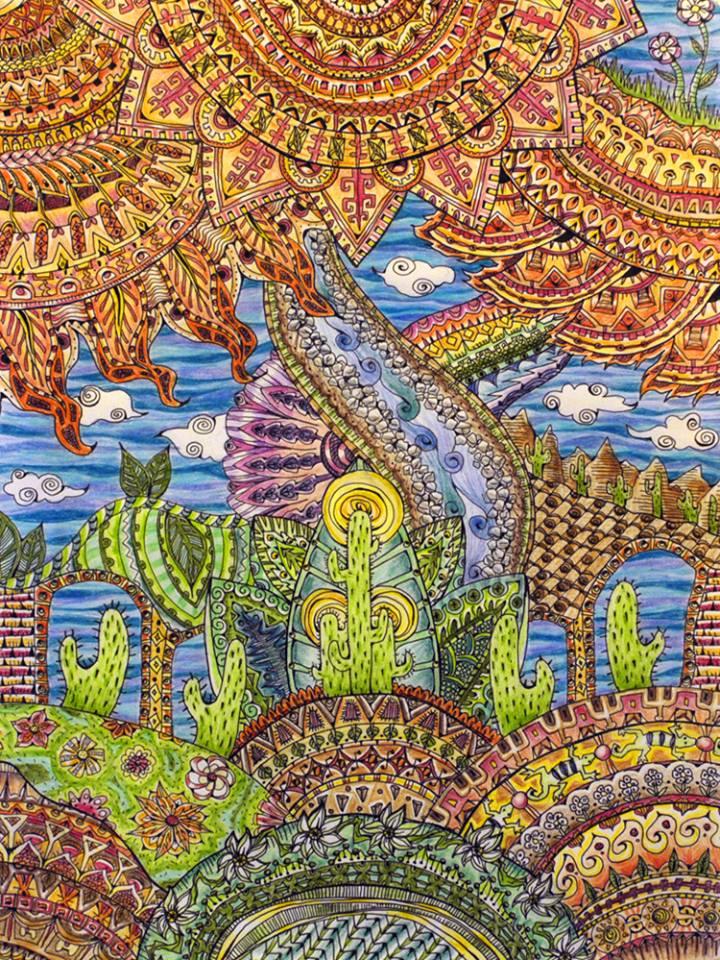Eternal Summer by Liquid-Mushroom