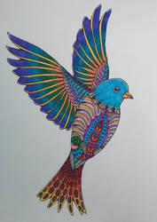 Iridescent Wings
