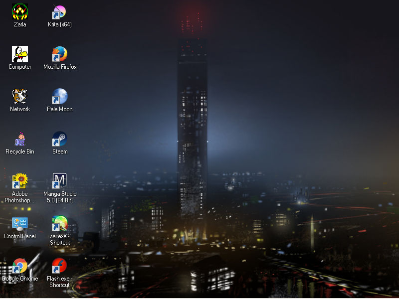 City Type Desktop