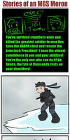 Stories of an MGS Moron 7