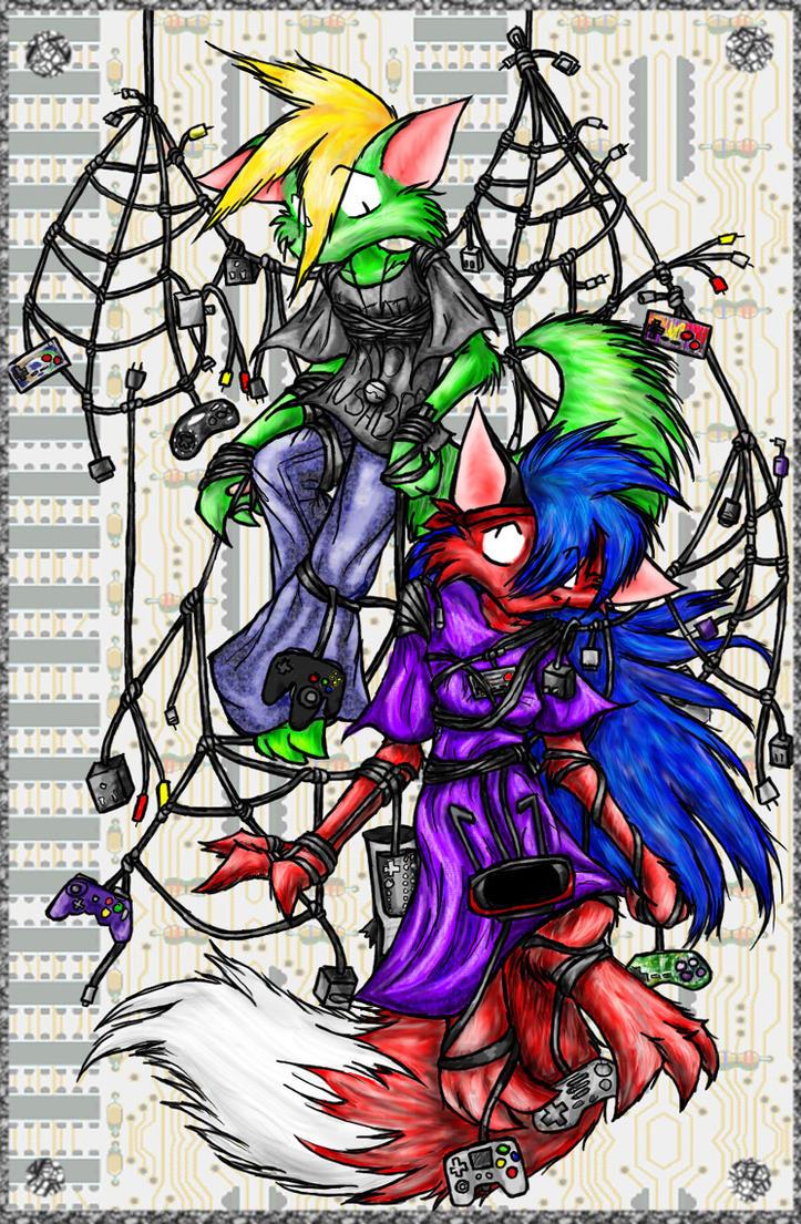 Cords -Color- by zarla