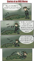 Stories of an MGS Moron 11