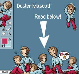 Duster Shimeji