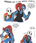 [UT Spoilers?] Like hugging a Muk