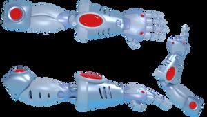 Robot Limbs part1: Arm