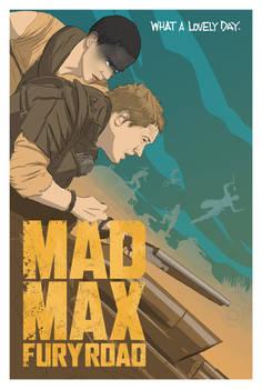 Mad Max Fury Road - Fan Art