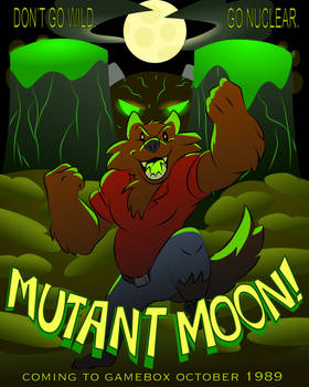 Mutant Moon!