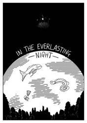 EVERNIGHT 0-0 (low effort comic series) by Sakkeru