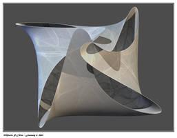Chaoscope 17 - Pinwheel by mario837