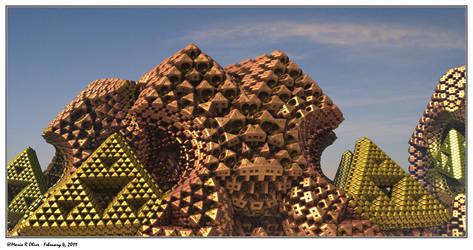 Sierpinski Pyramids