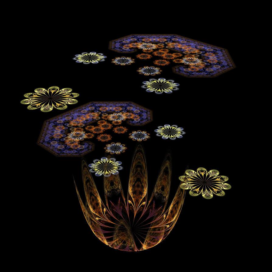 Flowering Tree by mario837