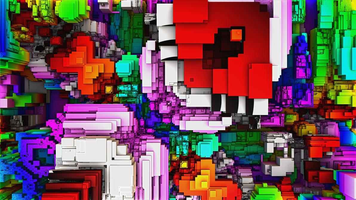 Aphrodisiac Blocks II by mario837