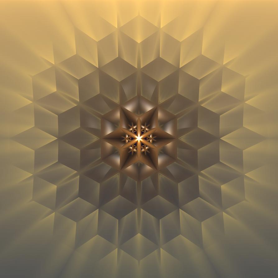 Hexa-Cubes by mario837