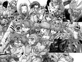 It's Digimon by enzing88