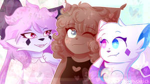 My inspirations QwQ by crispyTyph