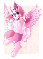 wow i really like the color light pink by crispyTyph