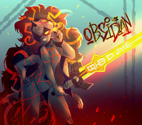 obsidian yes very cool by crispyTyph
