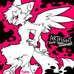 ART FIGHT 2019 !!