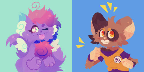 Lineless Busts Commissions [Batch 1]