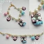 Cat Lady bracelet