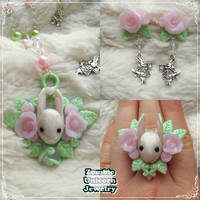 Bunny Garden set IV by Galadriel89