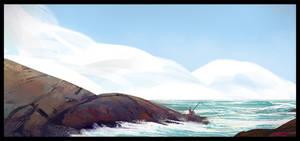 Fishing by DaveTilton