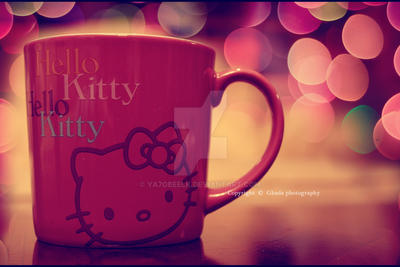 Hello Kitty by ya7obeelk