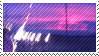 purple sky stamp by catstam