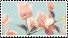 Pink Flower 2 stamp