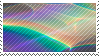 rainbow stamp by catstam