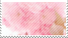 Pink Flowers stamp by catstam