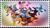 eeveelutions stamp 2 by catstam
